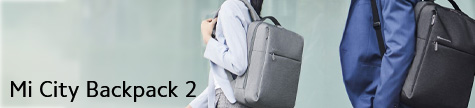 [banner] Mi City Backpack 2