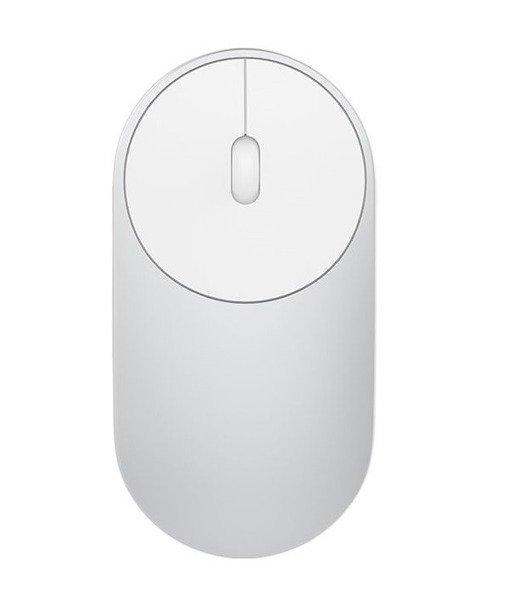 Myszka komputerowa Mi Portable Mouse srebrna