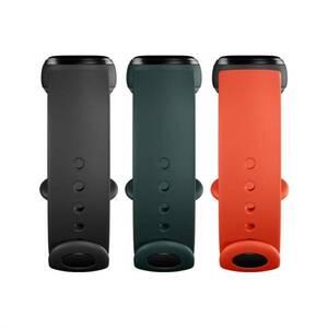 Mi Smart Band 5 Strap (3-Pack) Black/Orange/Teal
