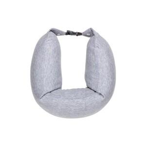 8H Travel U-Shaped Pillow Grey