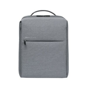 City Backpack 2 Light Gray