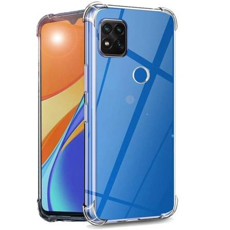 Etui Anti Shock Clear Redmi 9C NFC