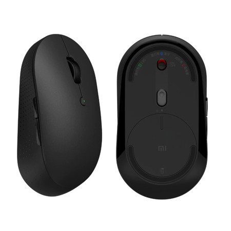 Myszka komputerowa Mi Dual Mode Wireless Mouse Silent Edition Black