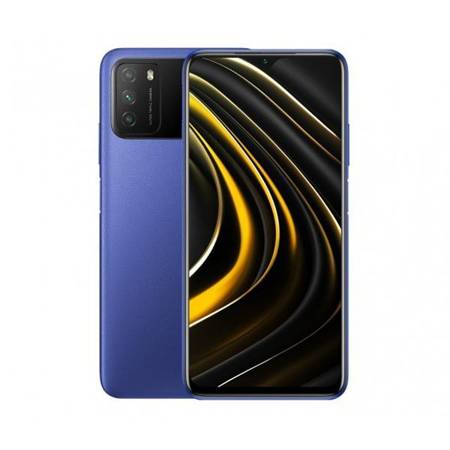 Smartfon POCO M3 4/64GB Cool Blue