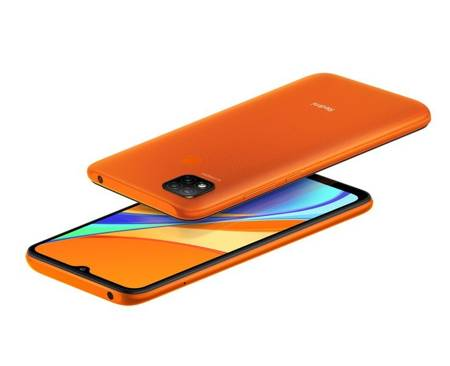 Smartfon Xiaomi Redmi 9C NFC 2/32GB Sunrise Orange