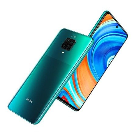Smartfon Xiaomi Redmi Note 9 Pro 6+64GB Tropical Green