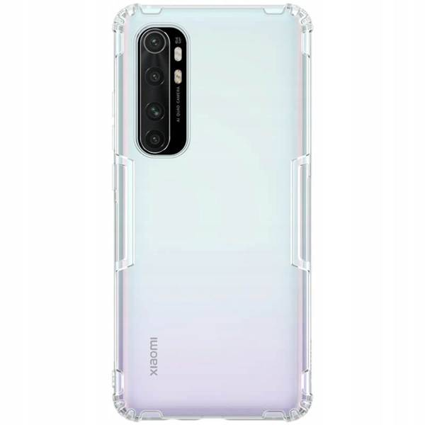 Etui ochronne Nature Clear Xiaomi Mi Note 10 Lite