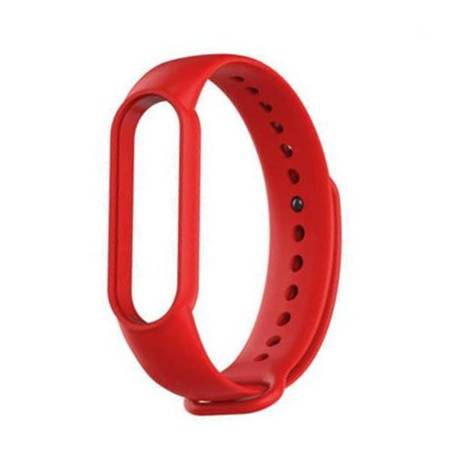 Opaska YunMi do Xiaomi Mi Smart Band 5 Czerwony