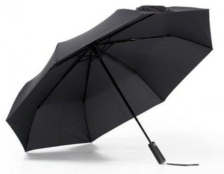 Parasol Mi Automatic Umbrella Black