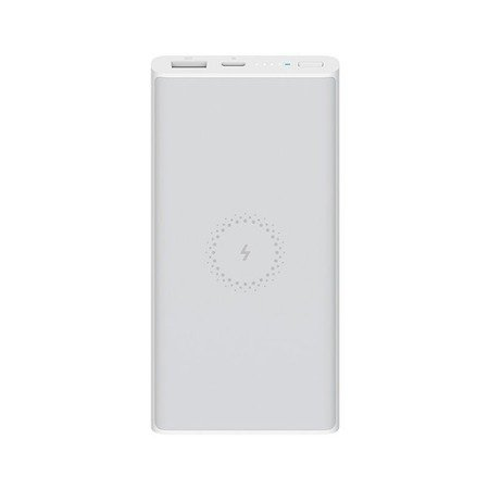 Powerbank bezprzewodowy Qi Mi Wireless Power Bank 10000mAh Essential White